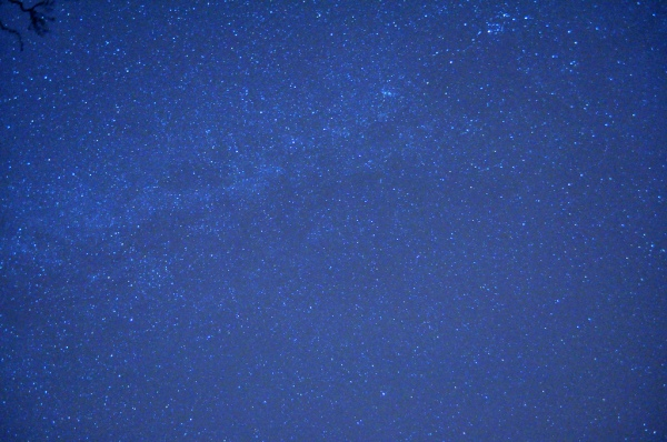 milky way faint