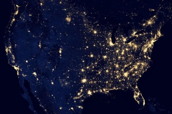 US night lghts